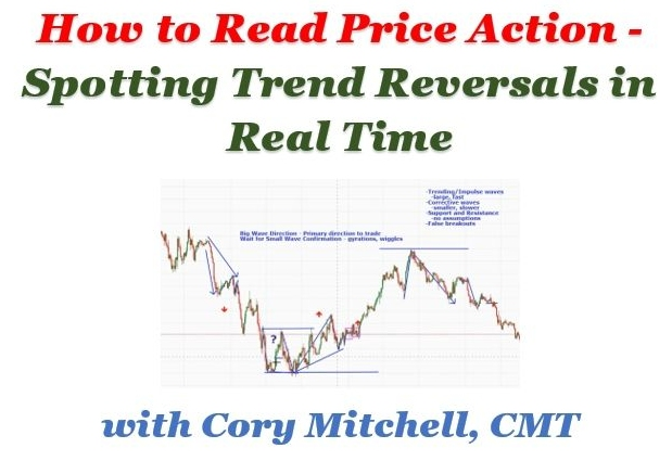 how read price action and spot reversals