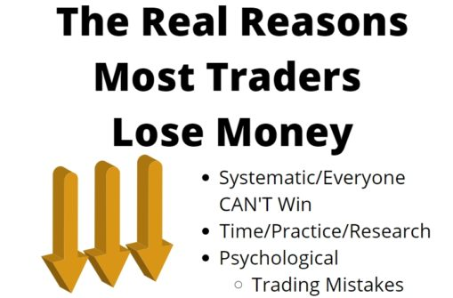 the real reasons most traders lose money