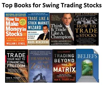 top books for swing trading stocks