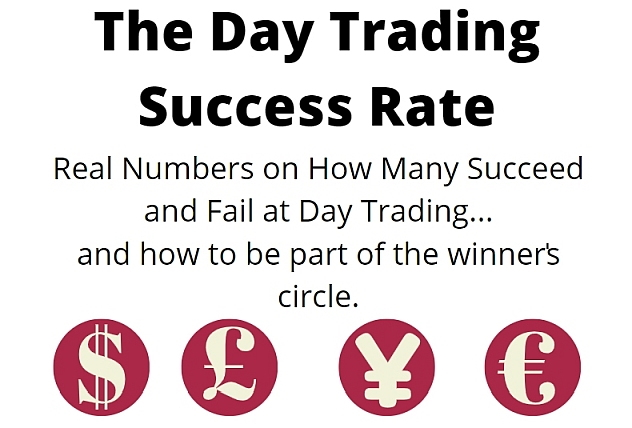the day trading success rate