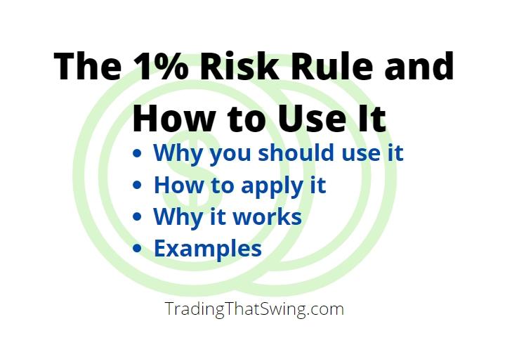 1% risk rule